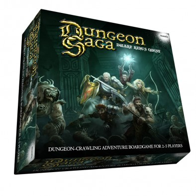 Dungeon Sagas Box