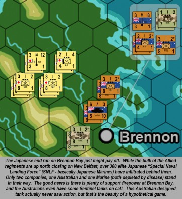 Brennon Bay Assault