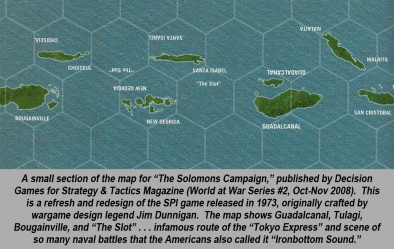 The Solomons Campaign