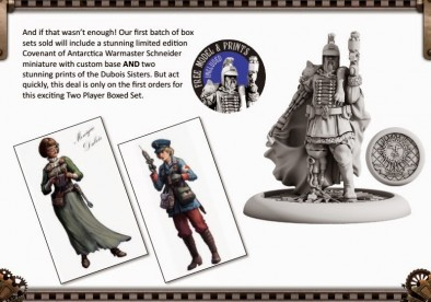 Limited Edition Miniatures