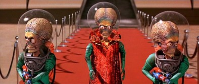 Mars Attacks Movie Martians
