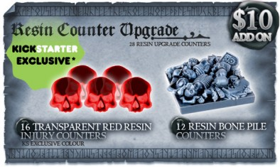 Resin Counter Upgrades
