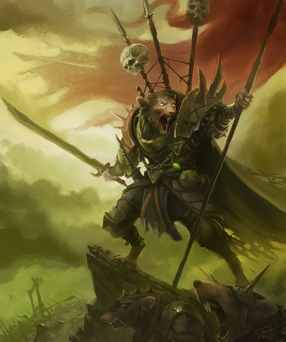 A Rumoured Map Of The Warhammer Fantasy End Times! – OnTableTop ...