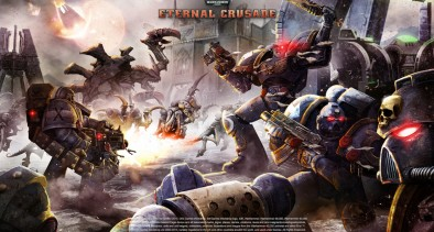 Space Marines Vs Tyranids