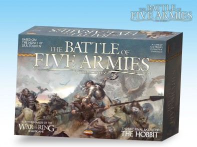 The Battle of Five Armies (Box)
