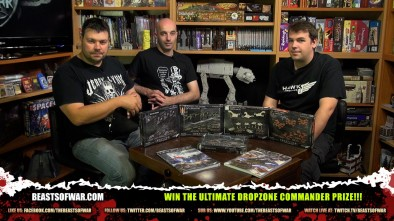 The Weekender: Dropzone Commander Special Part 1!