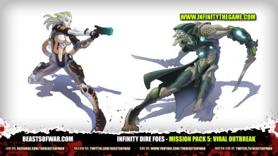 What's In The Box: Infinity Dire Foes - Viral Outbreak!