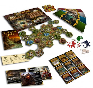 clockwork game contents