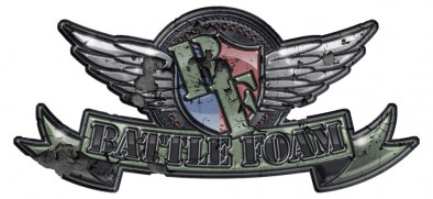 Battle Foam logo