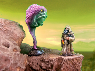 Brain Toad (Scale)