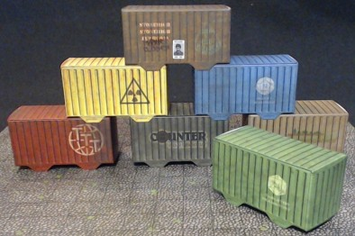 Cargo Containers Add-On
