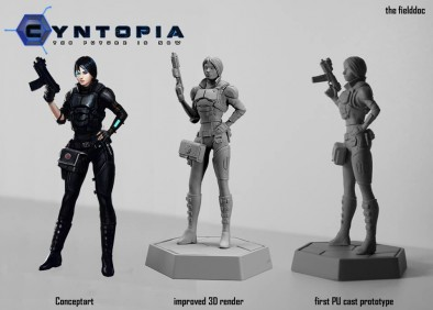 Cyntopia - The FieldDoc