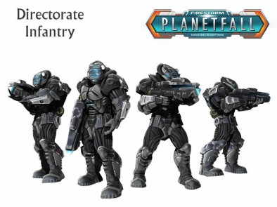Directorate Infantry