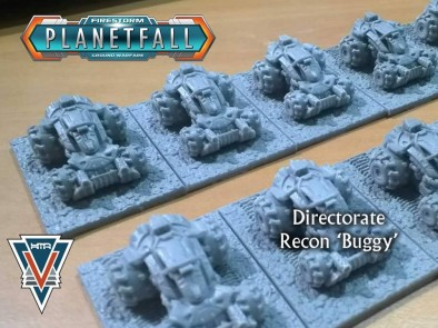 Directorate Recon Buggy