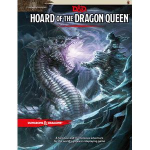 DnD Hoard of the Dragon Queen