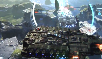 Dreadnought Gameplay