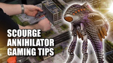 Dropzone Commander: Scourge Annihilator Gaming Tips
