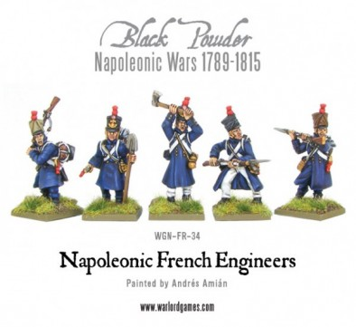 French Engineers (Front)
