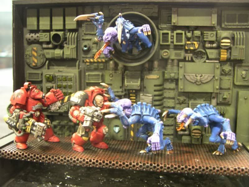 Make Your Own Diorama: Awesome 3D Terrain For Space Hulk & Making Your Own