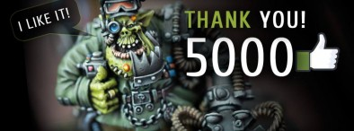 Greatcoats General 5000 Likes