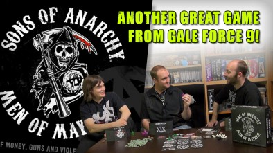 How To Play The Sons of Anarchy Board Game!