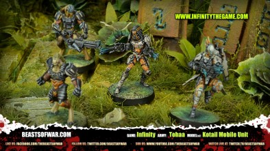 Infinity Show Off Their September Releases!