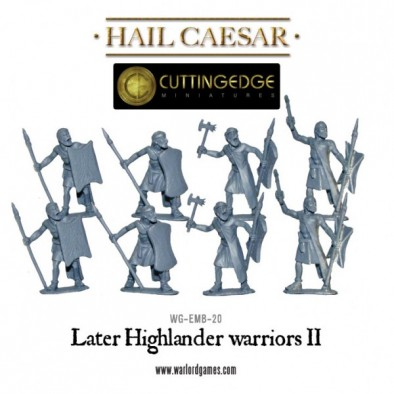 Later Highland Warriors II