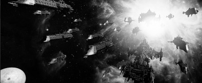 Lord Inquisitor Ship Battle