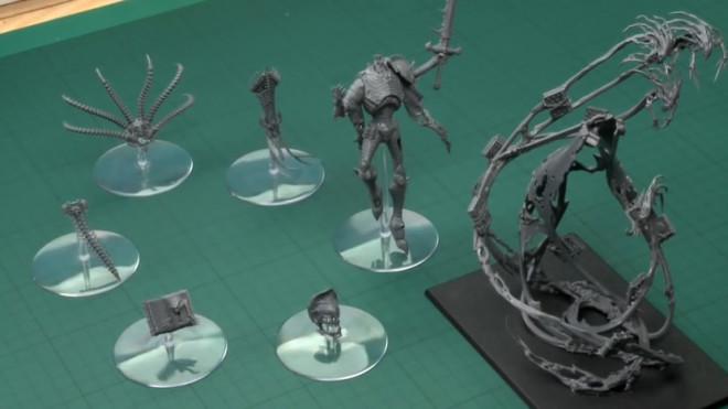 Games Workshop Painting Tutorial: How To Paint Nagash Part 1!