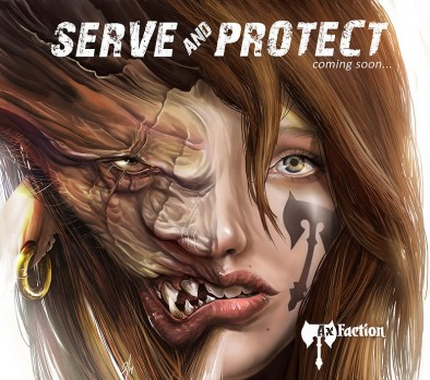 Serve & Protect Project