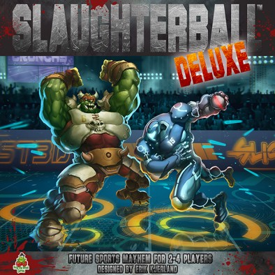 Slaughterball Cover