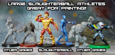 Slaughterball Scale