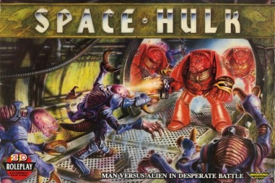 Space Hulk First Edition
