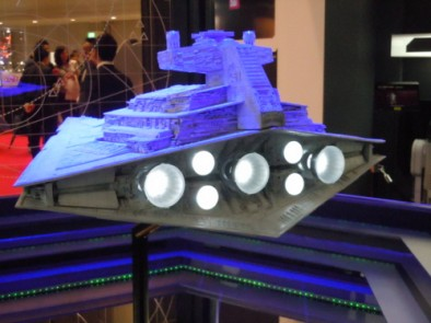 Star Destroyer (Rear)