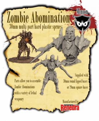 Zombie Abominations