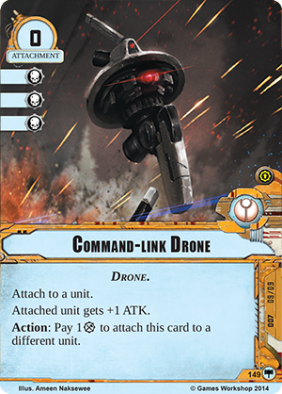 Command Link Drone