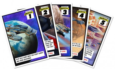 space movers cards