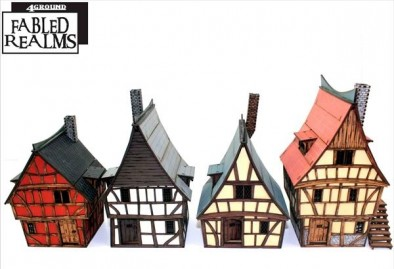 4Ground Fabled Realms Buildings