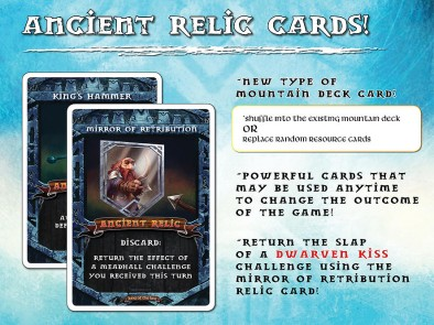 New Ancient Relic Cards