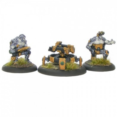 Boromite Team with Light Mag Support