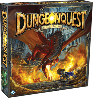 DungeonQuest (Box)
