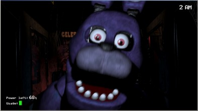 Five Nights at Freddy's Jump Scare