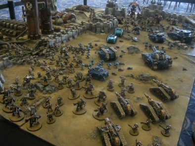 Forge World Board #2