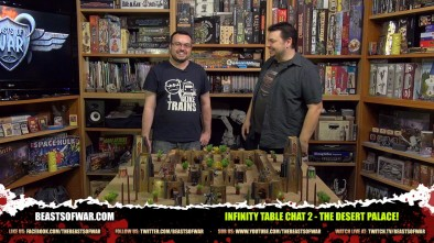 Infinity Table Chat #2 - The Desert Palace
