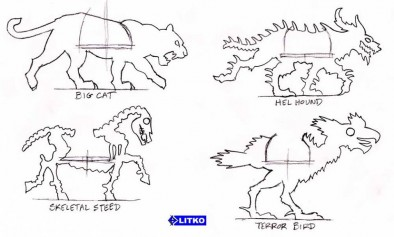 LITKO New Mounts