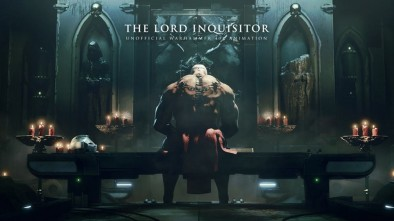 Lord Inquisitor Wall Paper