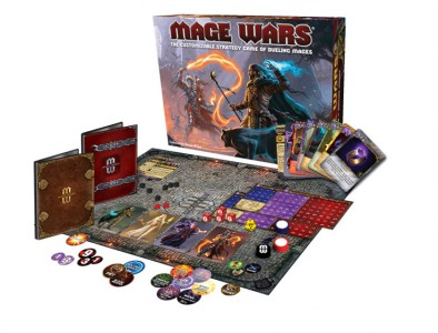 Mage Wars GameComponents