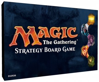 Magic the Gathering Strategy Board Game