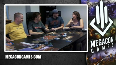 Megacon Games MERCS & Myth Interview!
