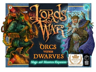 Orcs Vs Dwarves Monster & Magic Expansion